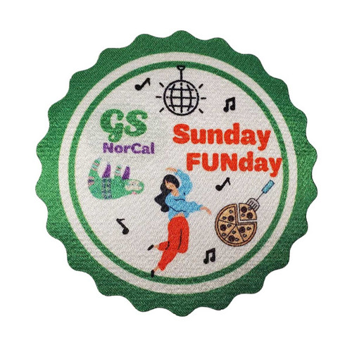 GSNorCal Fall Sunday FUNday Patch M