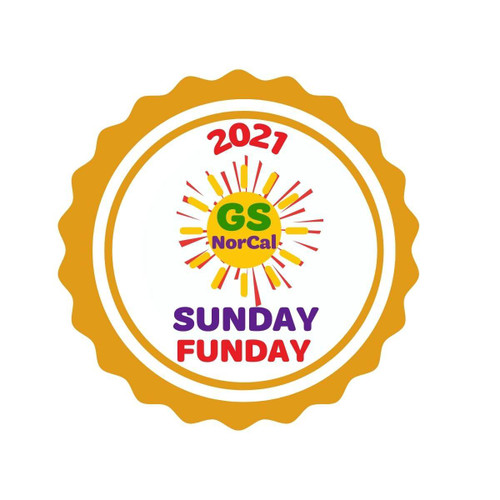 Pre-order GSNorCal Sunday FUNday Pa