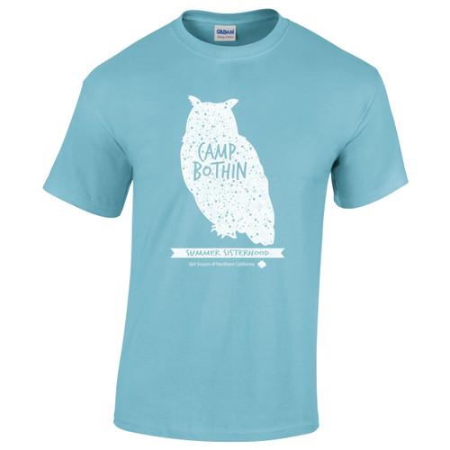 GSNorCal Camp Bothin T-shirt