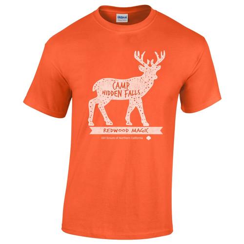 GSNorCal Camp HIdden Falls T-shirt