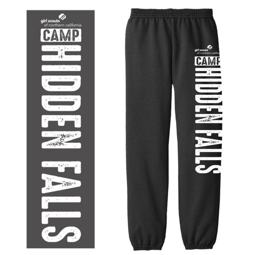 GSNorCal Camp Bothin Fleece Pants
