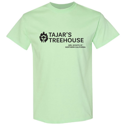 GSNorCal Camp T-shirt- Tajar's Tree