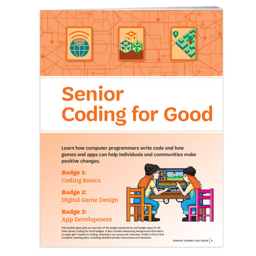 Senior Coding For Good