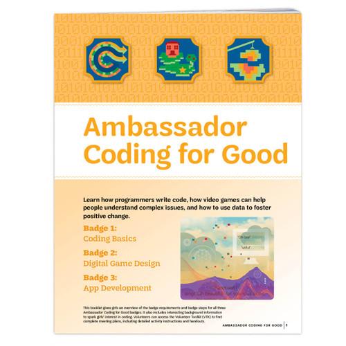 Ambassador Coding For Good