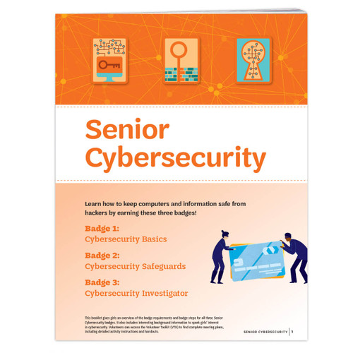 Senior Cybersecurity Requirements