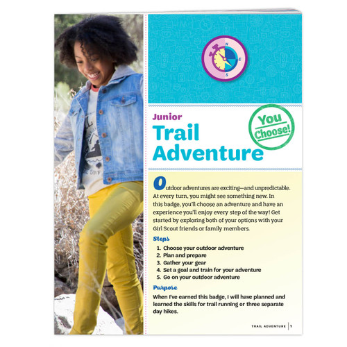 Junior Trail Adventure Requirements