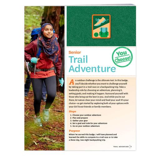 Senior Trail Adventure