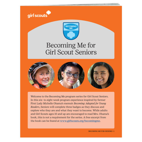 Senior Becoming Me Guide and Requir