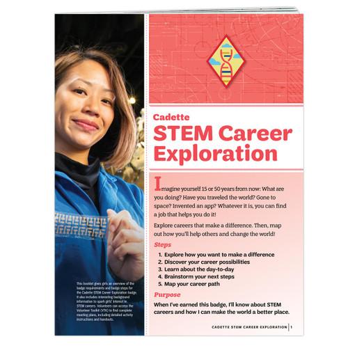 Cadette STEM Career Exploration