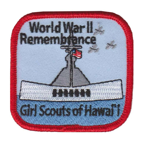 GSH WWII Remembrance Patch Program