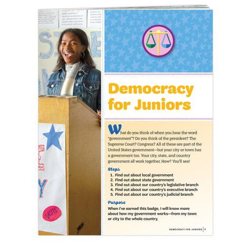 Democracy for Juniors