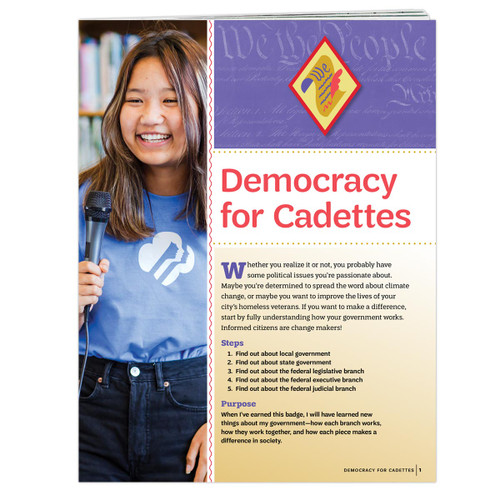 Democracy for Cadettes