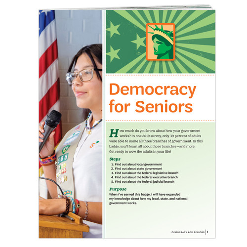 Democracy for Seniors