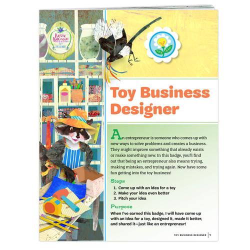Daisy Toy Business Designer
