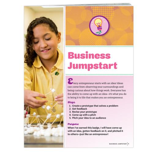Junior Business Jumpstart