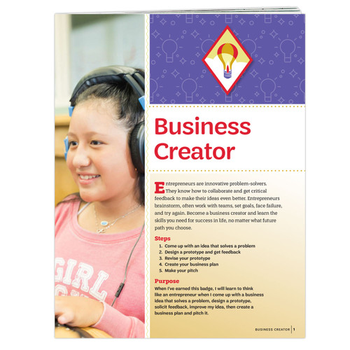 Cadette Business Creator