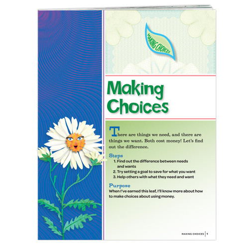 Daisy Making Choices Requirements