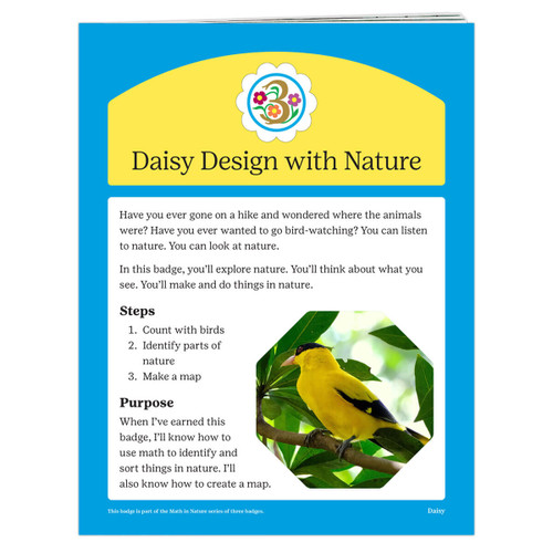 daisy design nature requirements
