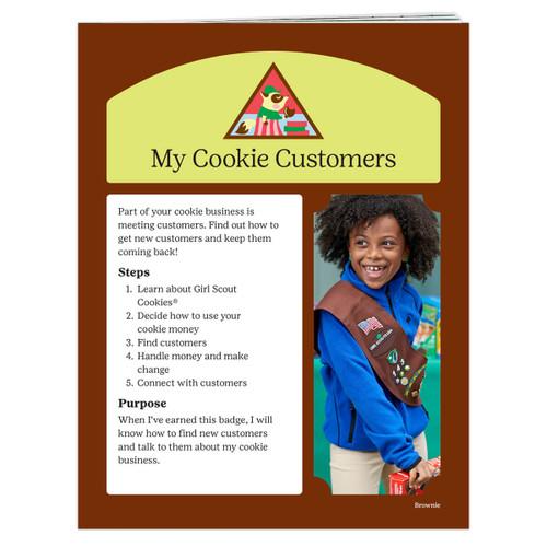 Brownie My Cookie Customer