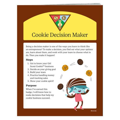 Brownie Cookie Decision Maker