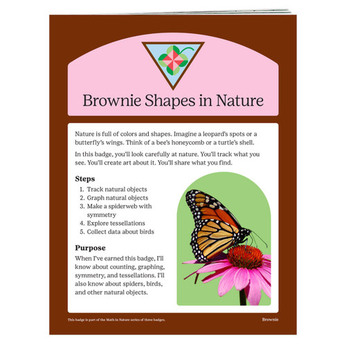 Brownie Shapes in Nature