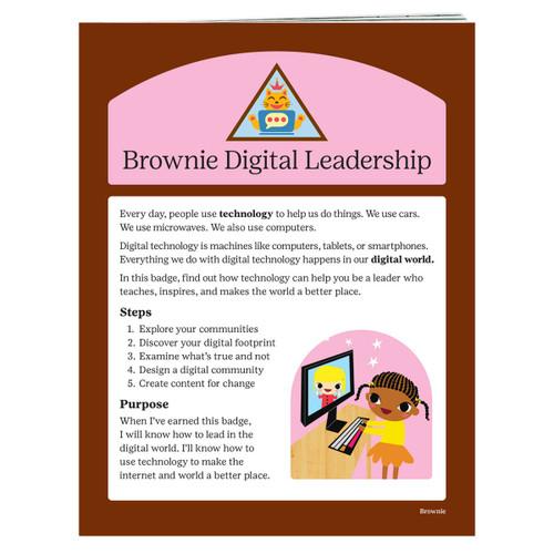 Brownie Digital Leadership