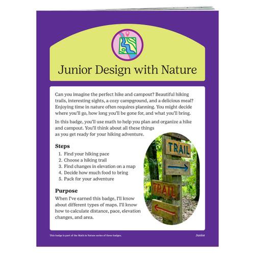 Junior Design Nature Requirements