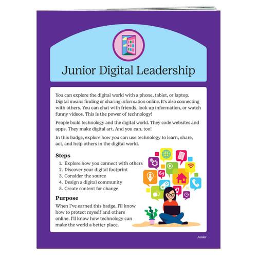junior digital leader requirements