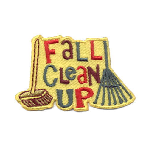 GSOSW Fall Clean Up Fun Patch