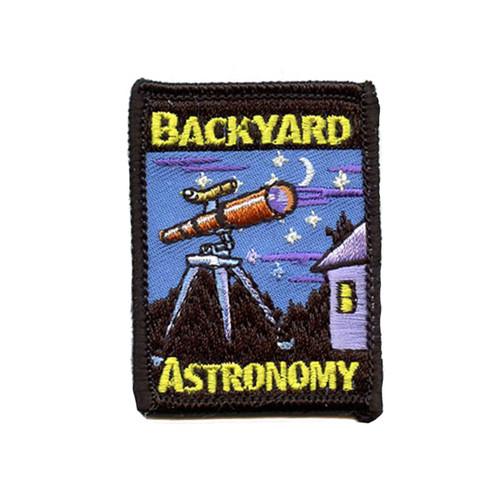 GSOSW Backyard Astronomy Fun Patch