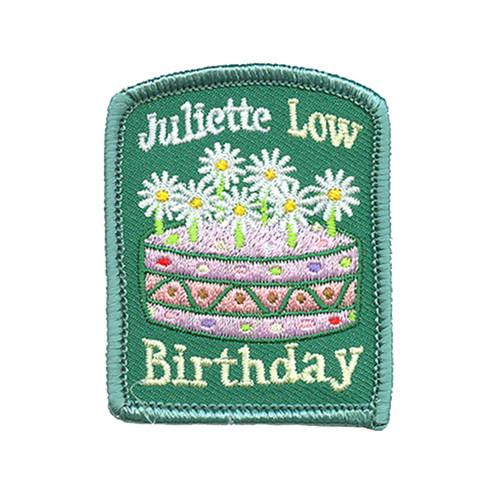 GSOSW Juliette Low Birthday Fun Pat