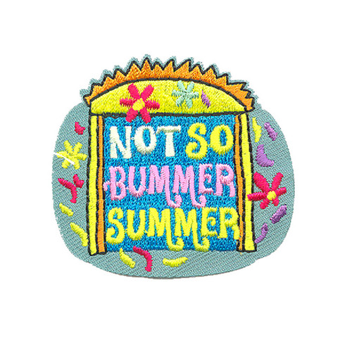 GSOSW Not So Bummer Summer Fun Patc