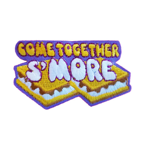 GSOSW Come Together S'more Fun Patc