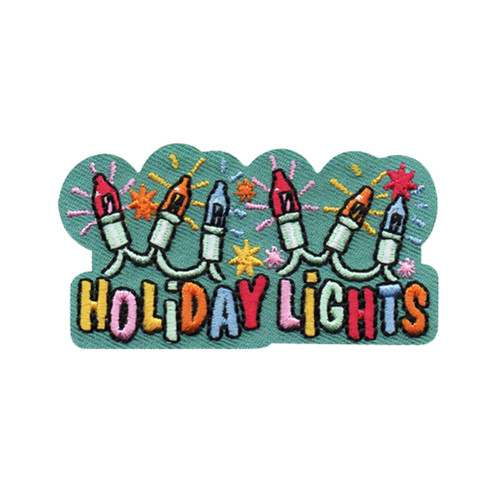 GSOSW Holiday Lights Fun Patch