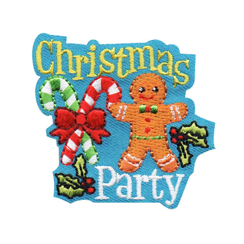 GSOSW Christmas Party Fun Patch