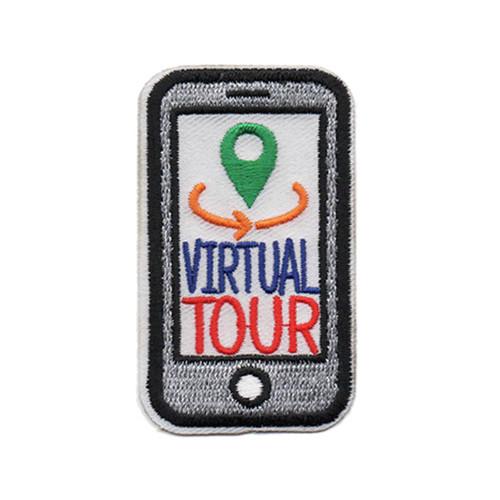GSOSW Virtual Tour Fun Patch