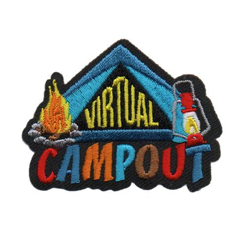 GSOSW Virtual Campout Fun Patch