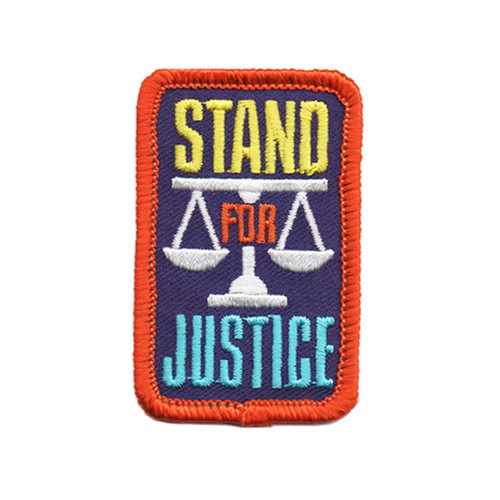 GSOSW Stand for Justice Fun Patch