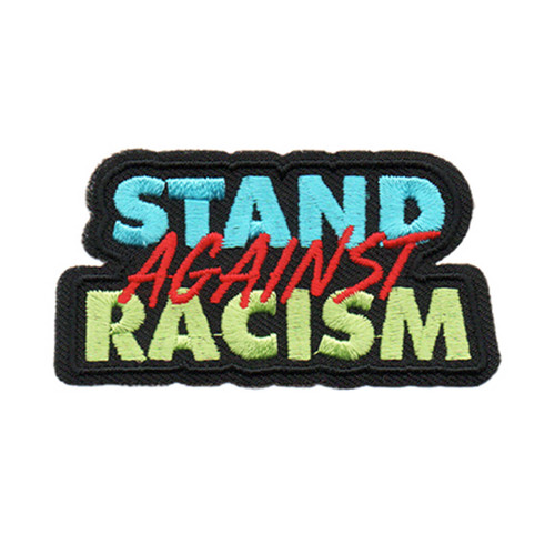 GSOSW Stand Against Racism Fun Patc