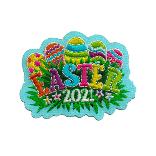 GSOSW Easter 2021 Fun Patch