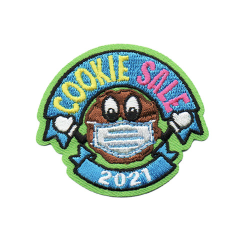 GSOSW Cookie Sale 2021 Fun Patch
