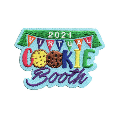 GSOSW 2021 Virtual Cookie Booth Fun