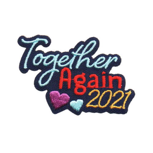 GSOSW Together Again 2021 Fun Patch
