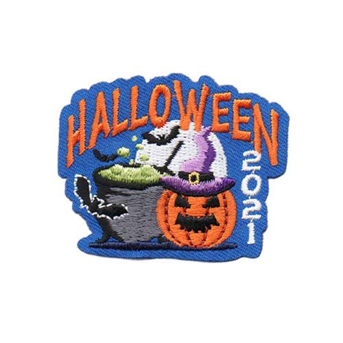 GSOSW Halloween 2021 Fun Patch