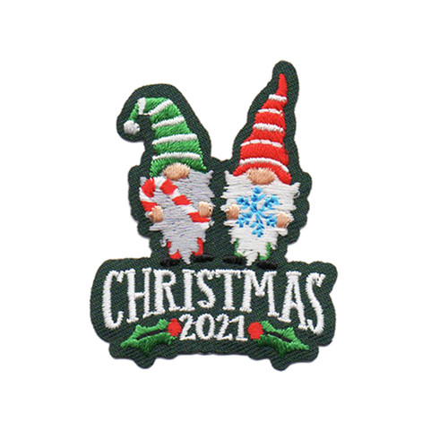 GSOSW Christmas 2021 Fun Patch