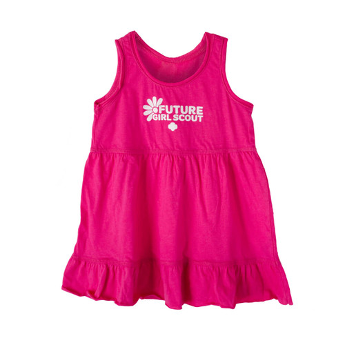 GSOSW Future Girl Scout Dress