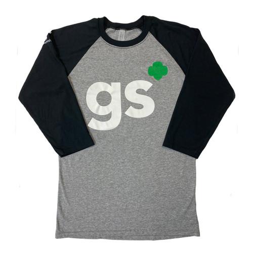 GSOSW Shorthand Raglan Black T-Shir