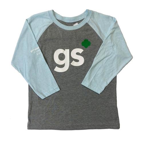 GSOSW Shorthand Raglan Blue T-Shirt