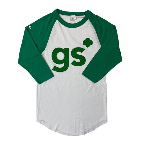 GSOSW Shorthand Raglan Green T-Shir