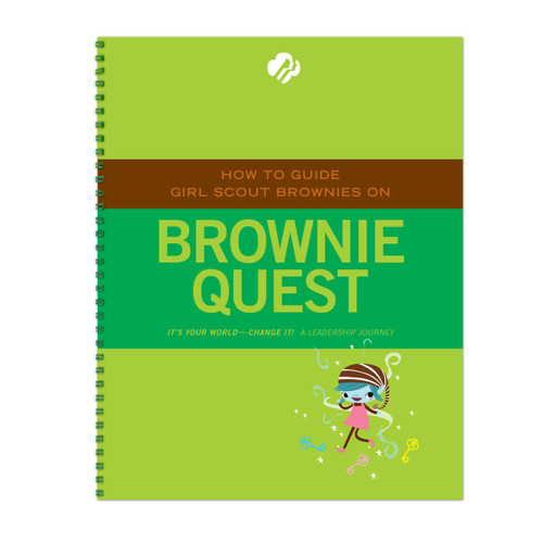 Brownie Quest Adult Guide